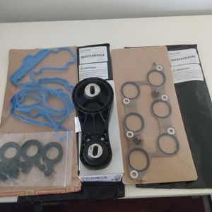 3 Parts Brand New! Intake Manifold Gasket + Valve Cover Gaskets + Spark Plugs Rings + Engine Torque Mount Fits Most GMC 3.6L Mod 6cyl Chevy Buick Satu for Sale in Kissimmee, FL
