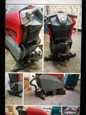 Floor Scrubber for sale in working condition for Sale in East Brunswick, NJ
