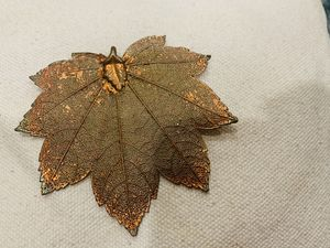 Autumn Pendant Leaf for necklace for Sale in Arlington, VA