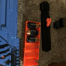 Rival MXVI-4000 Nerf Gun for Sale in Maple Valley,  WA