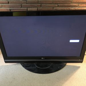LG 50 Inch Plasma 50PC5D for Sale in Seattle, WA