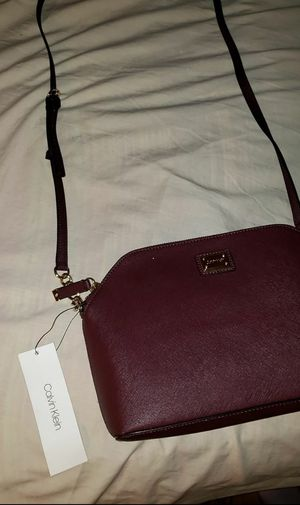 CALVIN KLEIN Bag $50 original $150 NEW W TAGS for Sale in The Bronx, NY