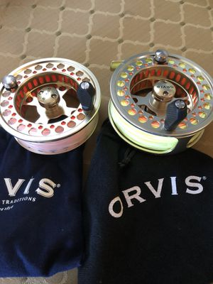 Orvis Battenkill Reel and Extra Spool for Sale in Portland, OR