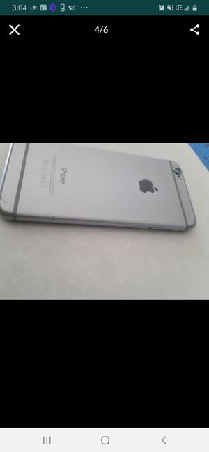 Unlocked boost mobile iphone 6 for Sale in Nashville, TN
