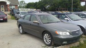 2007 hyundai azera 4 dr V.6 3.8 for Sale in Columbus, OH