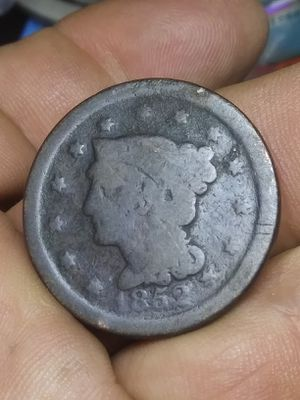 Antique 1852 large COPPER one cent for Sale in Denver, CO