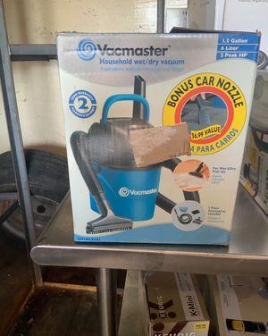 Vacmaster wet/dry vacuum for Sale in Stuart, FL