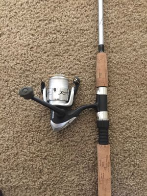 Okuma Xpressions Fishing Rod and Reel Combo for Sale in San Diego, CA