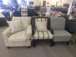 Livong Room Chairs NEW for Sale in US