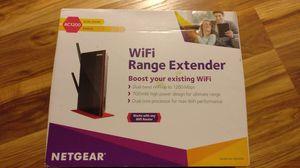 Netgear AC1200 WiFi Range Extender for Sale in Grayslake, IL