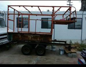 Camper Trailer Frame for Sale in Los Angeles, CA