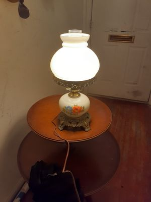 Vintage accurate castles lamps for Sale in Oxon Hill, MD
