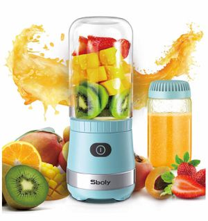 Portable Mini Blender USB Rechargeable with 2 Tritan Bottles BPA-Free, Personal Blender for Smoothies and Shakes for Sale in Huntington Beach, CA