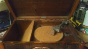 RVA victrola record player/recorder and stereo unit. for Sale in Ontario, CA