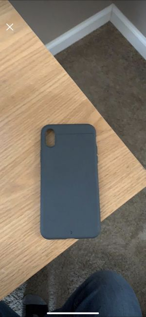 Caudabè IPhone X cases for Sale in Kingsport, TN