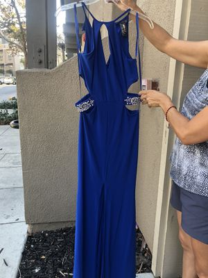Blue long dress for Sale in Santa Clara, CA