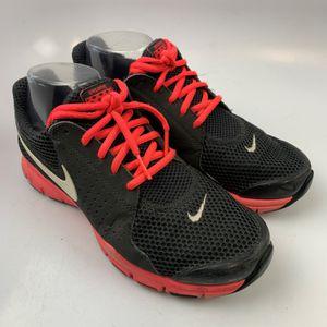 Nike 8.5 US Men Athletic Sneakers Shoes Black / Red Breath In Season TR Lace Up 6 UK / 40 EU for Sale in Edinburg, TX