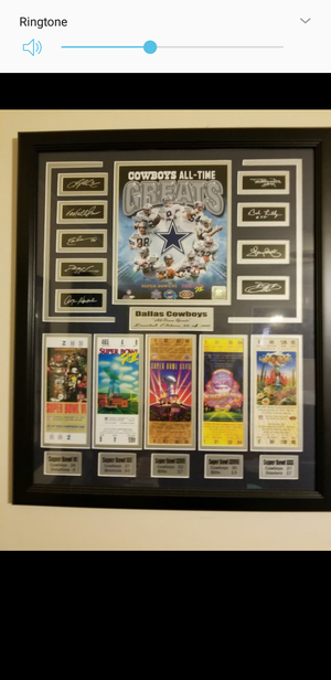 Dallas cowboys all time greats for Sale in Charlotte, NC