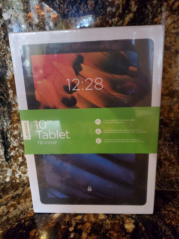 NEW Tablet Lenovo