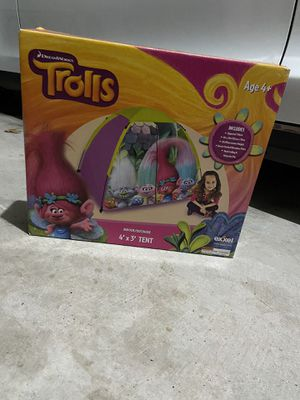 Trolls Tent for Sale in Little Elm, TX