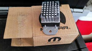 Jeep Grand Cherokee Coolant Fan Module Relay New Original Mopar parts for Sale in Los Angeles, CA