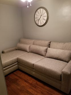Like new sofa 2 months old very cozy for Sale in Detroit,  MI
