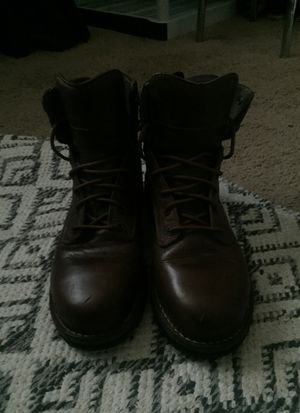 Danner size 91/2 Men's Work Boots for Sale in Portland, OR