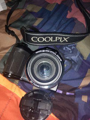 CoolpixL110 Nikon digital camera for Sale in Albuquerque, NM