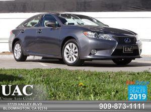 2013 Lexus ES 300h for Sale in Bloomington, CA