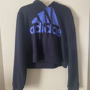 Adidas Cropped Hoody Women's XL for Sale in Oklahoma City, OK