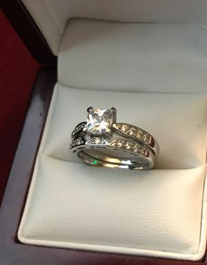 STERLING SILVER WEDDING RING for Sale in Los Angeles, CA