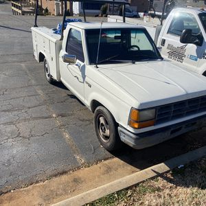 Ranger With Service Bed for Sale in Stony Point, NC