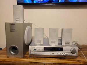 Panasonic Surround Sound System for Sale in Fresno, CA