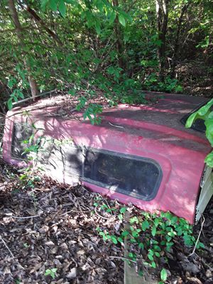 Camper shell 95 dodge Dakota for Sale in Hamilton, MS