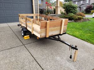 Utility trailer 4 x 8 for Sale in Federal Way, WA