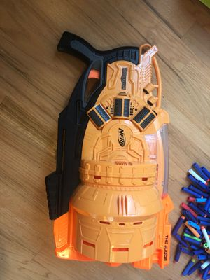 The judge nerf gun for Sale in Roselle, IL