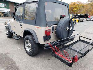 1995 Jeep Wrangler YJ Rio Grande edition for Sale in Ashland, MA