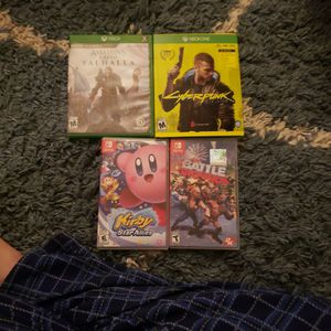 Nintendo Switch And Xbox One Games for Sale in Goodyear, AZ
