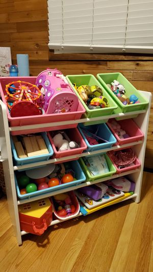 Toy organizer for Sale in Normandy Park, WA