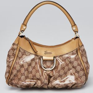 Gucci Beige/Gold Crystal Coated Canvas for Sale in Portland, OR