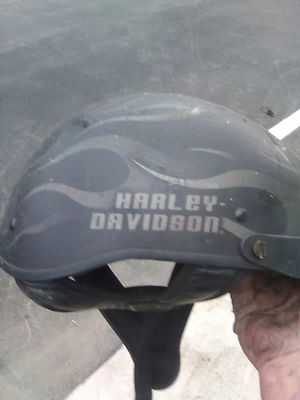 Harley Davidson motorcycle helmet for Sale in La Habra Heights, CA