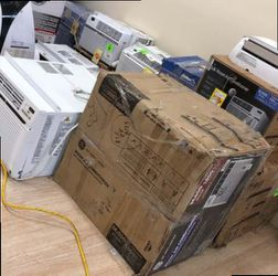 Liquidation Sale!! Air Conditioner Starting Price 138.00 TUB for Sale in Hesperia,  CA