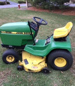 John Deere riding lawn mower/185 Hydro for Sale in Mifflinburg, PA
