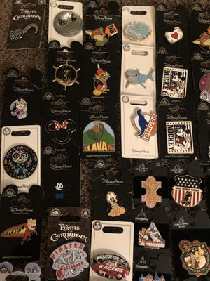 Disneyland Disney pins for Sale in Chula Vista, CA