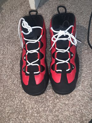 Nike air uptempos size 9.5 for Sale in Columbia, SC