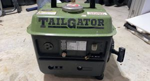 Portable gas powered generator for Sale in McDonough, GA