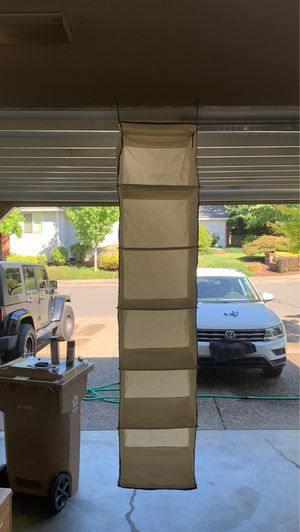 Closet organizer for Sale in Wilsonville, OR
