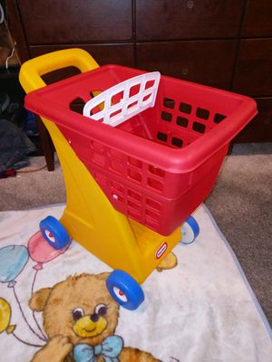 Little tikes shopping cart for Sale in Compton, CA