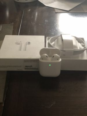 Air Pods Gen.2 for Sale in Cicero, IL