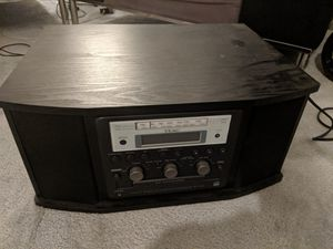 Teac GF-350 vinyl/CD/radio player, all-in-one for Sale in Hyattsville, MD